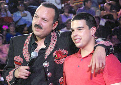 Mariachi singer's son charged with human trafficking