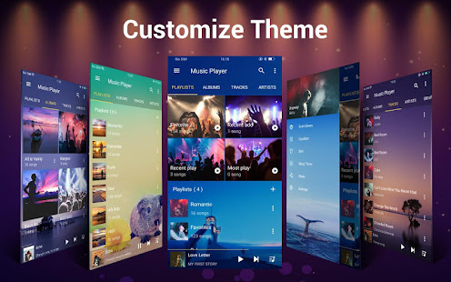 Music Player for Android for PC / Windows 7, 8, 10 / MAC
