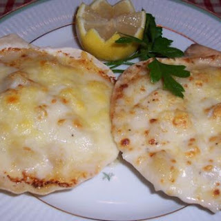 Coquilles St. Jacques in Shell