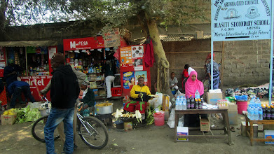 Photo: Some street scenes from Arusha. Not the uptown, more like the strip mall areas of US cities.