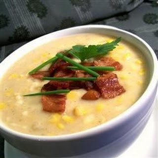 A-Maize-ing Corn Chowder