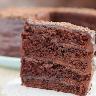 Chocolate Coffee Buttercream Filling.