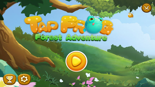 Tap Frog:forest adventure