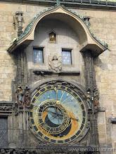 Photo: Astroniminen kello, jonka apostolitkin katsoimme kerran