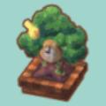 シンボルツリーのとけい