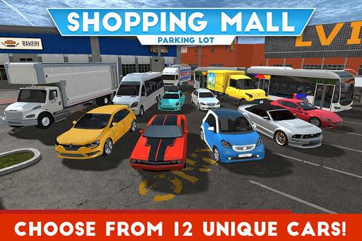 Shopping Mall Parking Lot modavailable screenshots 5