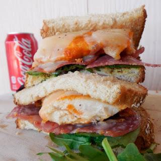 Chicken And Feta Sandwich Recipes