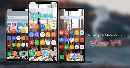 Theme for Vivo v9 | Vivo 9 plus 1 0 3 latest apk download for