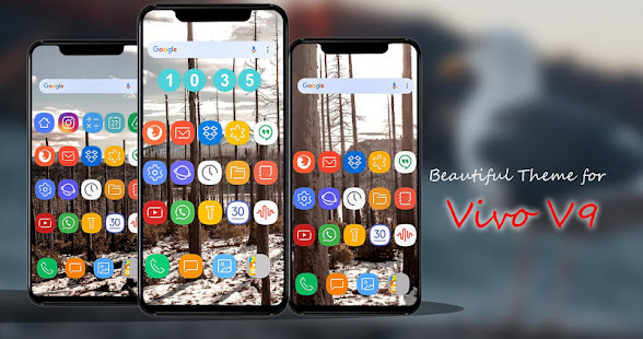 Theme for Vivo v9 | Vivo 9 plus Apk Download