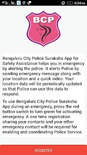 SURAKSHA-Bengaluru City Police App Download For Android and iPhone 1