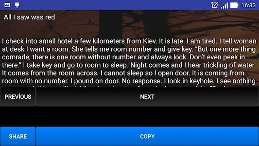 Horror Stories screenshot 6