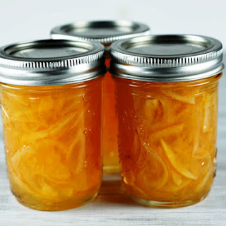 Blood Orange, and Meyer Lemon Marmalade