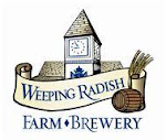 Logo for Weeping Radish Farm Brewery