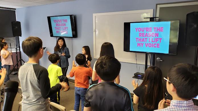 교육부 예배