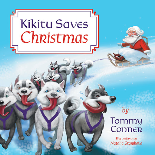 Kikitu Saves Christmas cover