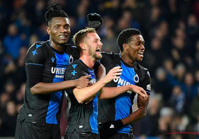 Le Club de Bruges domine Ostende avant la Ligue des Champions