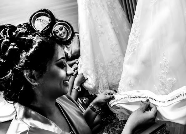 結婚式の写真家David Hofman (hofmanfotografia)。09.10.2018の写真