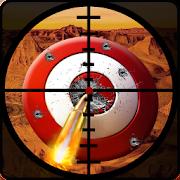Desert Range Sniper Shooting