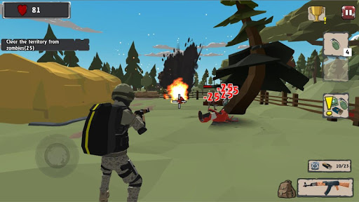 Zombie Hunter Shooter Survival android2mod screenshots 3