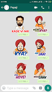 Download Punjabi Stickers For Whatsapp For PC Windows and Mac apk screenshot 8