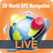 Live Global Street View: 3D World GPS Navigation