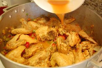 Zdjęcie: Potrawka z kurczaka (fot.  Masa Assassin)