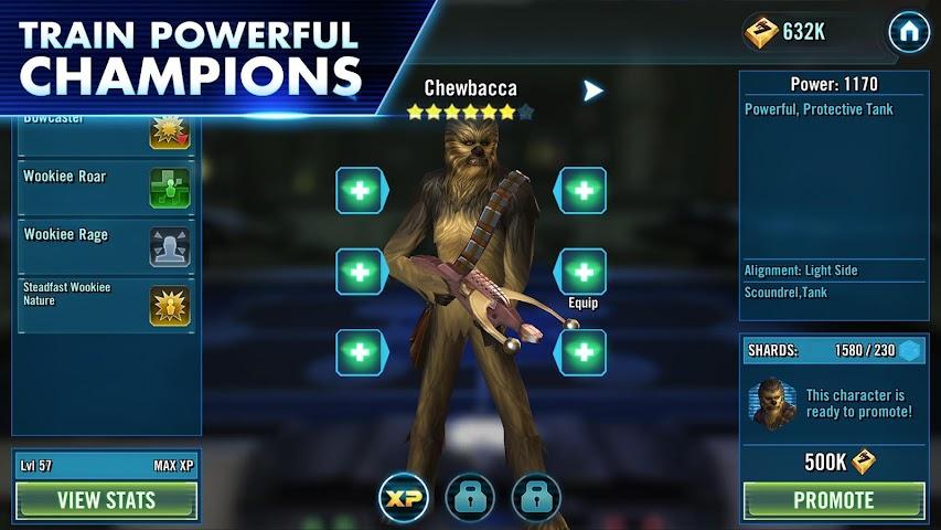 android Star Wars™: Galaxy of Heroes Screenshot 4
