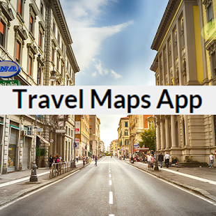 Travel Maps App- screenshot thumbnail