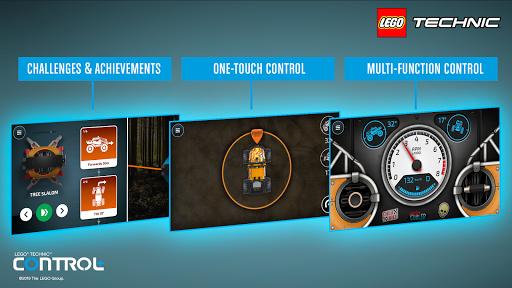 LEGOu00ae TECHNICu00ae Control+ 1.0.0 screenshots 1