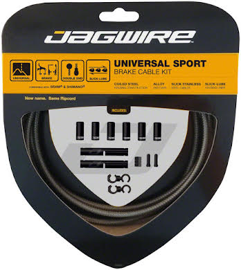 Jagwire Universal Sport Brake Kit alternate image 6
