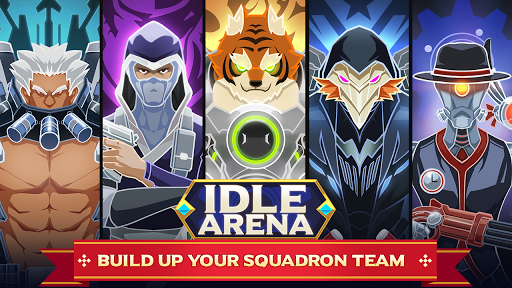 Idle Arena - Clicker Heroes Battle 31 screenshots 1