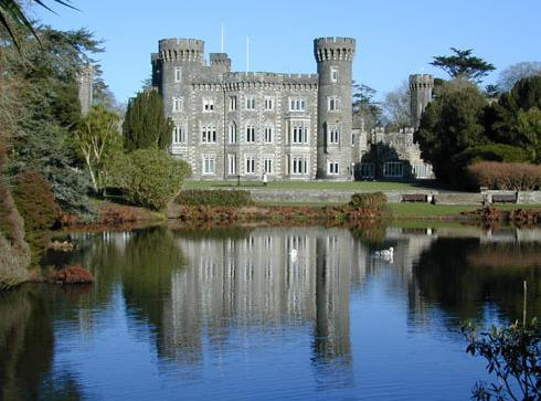 Johnstown Castle , County Wexford, Ireland