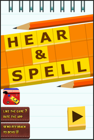 Hear & Spell -Spell Challenge download 1