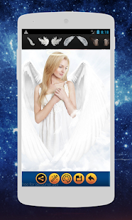 Angel Wings Camera Photo Editor Effect - náhled