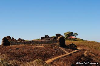 Photo: Fortification on Tarana