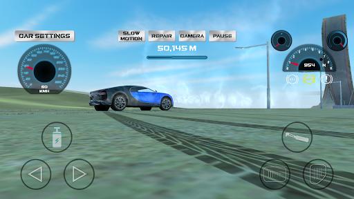 Super Sport Car Simulator  screenshots 5