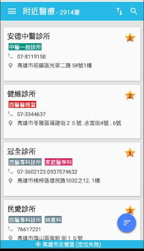 i醫院診所 - 台灣醫療資訊達人
