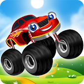 Monstertrucks Kinder-Spiel