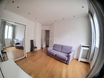 Studio meublé 23,39 m2