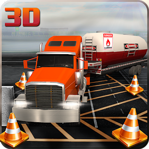 Oil Tanker Truck Parking 2015 for PC and MAC