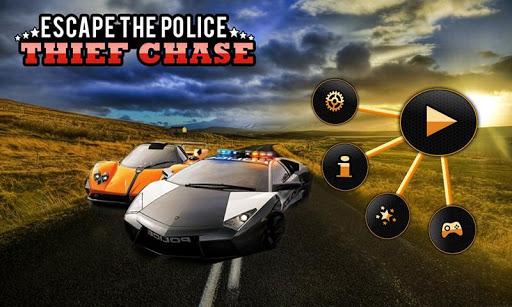 Escape the Police Thief Chase