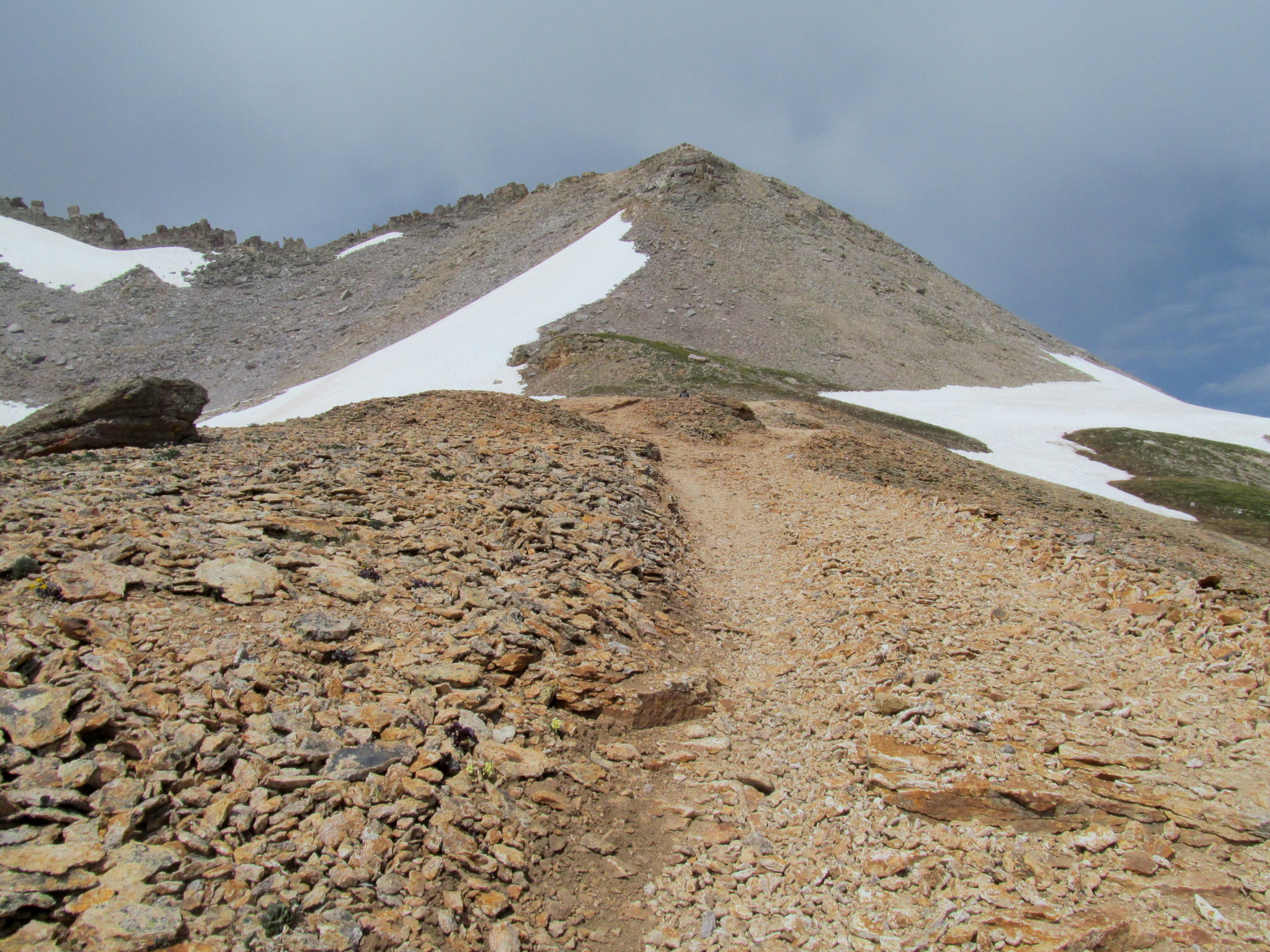 Photo: Unnamed peak 13,477'