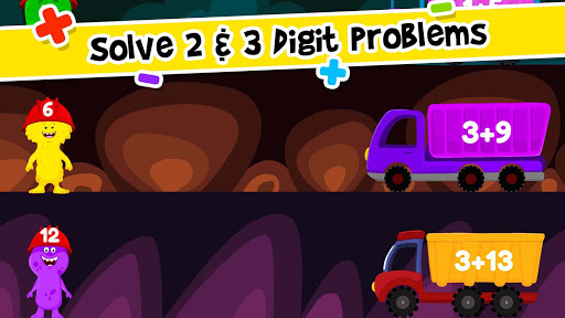 Addition and Subtraction for Kids - Math Games 1.8 screenshots 13