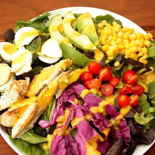 Honey Mustard Chicken Salad Recipe