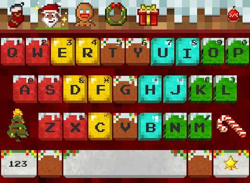 ChristmasBox FancyKey Keyboard