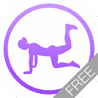 Daily Butt Workout FREE icon