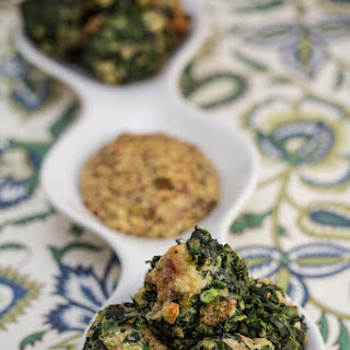Lindrusso's Spinach Balls.