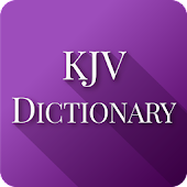 KJV Bible Dictionary