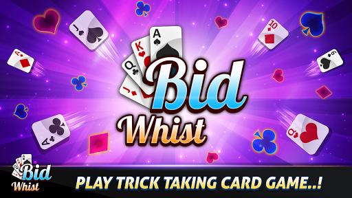 Bid Whist Free u2013 Classic Whist 2 Player Card Game screenshots 1