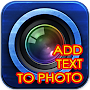 Add Text to Photo Editor APK icon